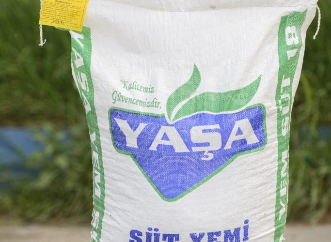YAŞA 18 Dairy Cattle Feed